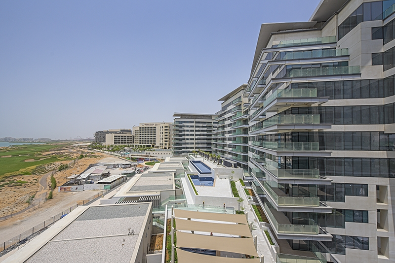 Studio Apartment For Rent in  Mayan 3,  Yas Island | 7