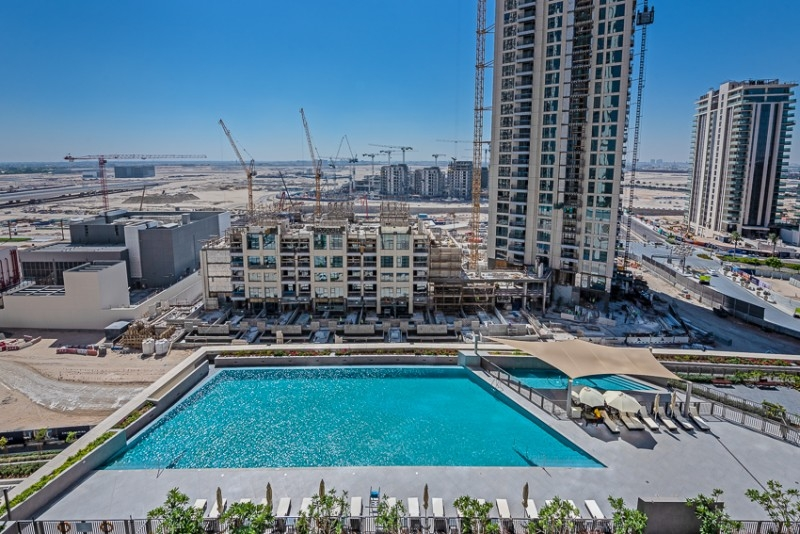 2 Bedroom Apartment For Rent in  Creekside 18 Tower B,  Dubai Creek Harbour (The Lagoons) | 11