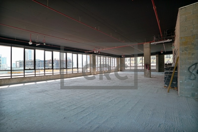 3,176 sq.ft. Office in Arjan, The V for AED 260,405