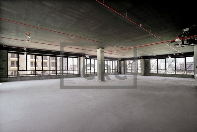 3,099 sq.ft. Office in Arjan, The V for AED 254,092