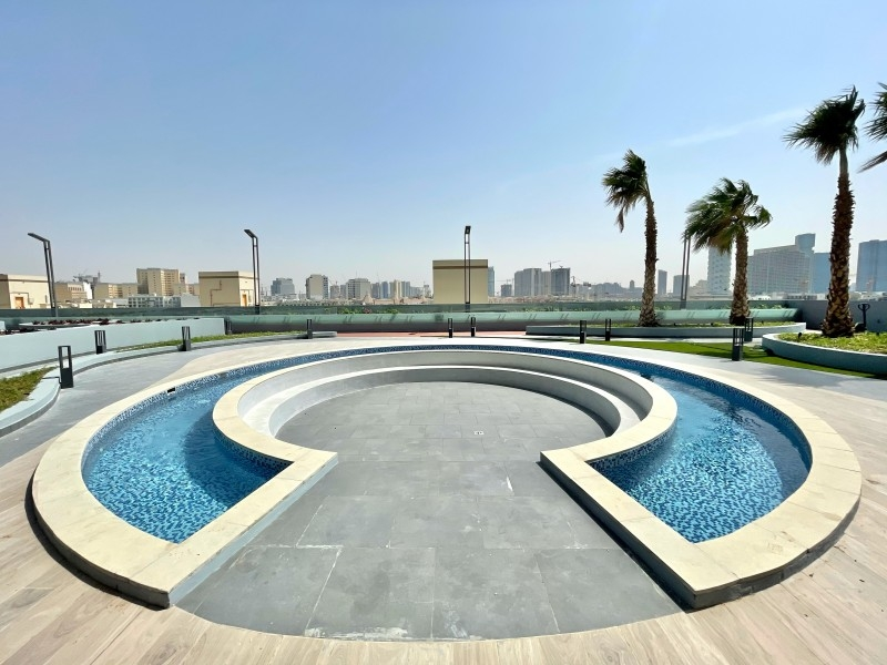 Studio Apartment For Rent in  Bloom Towers,  Jumeirah Village Circle   7