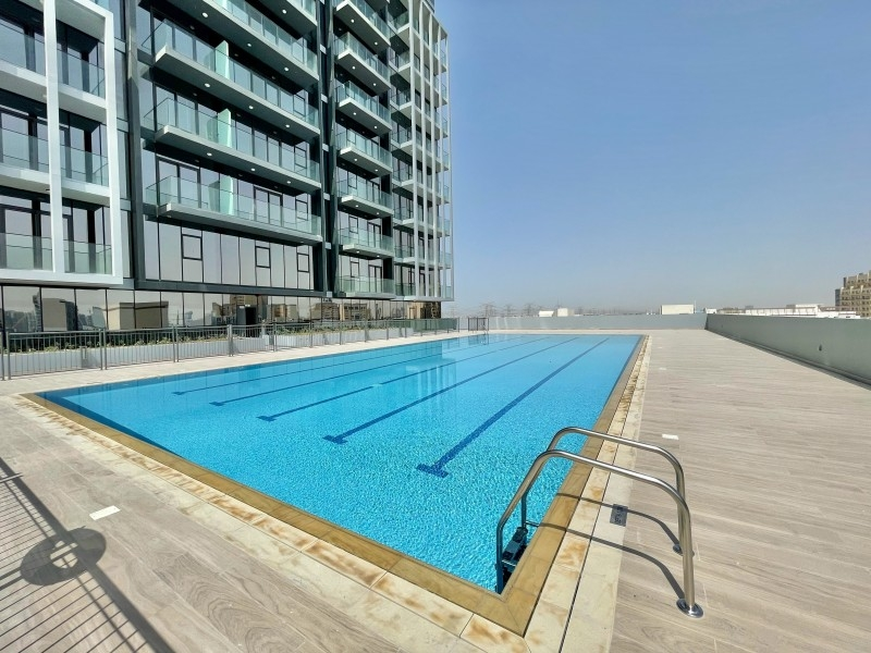 Studio Apartment For Rent in  Bloom Towers,  Jumeirah Village Circle   10