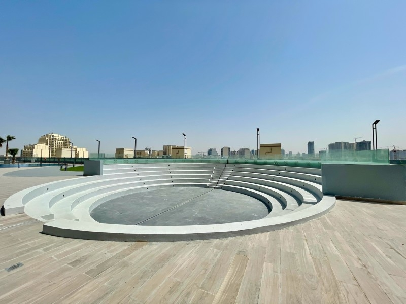 Studio Apartment For Rent in  Bloom Towers,  Jumeirah Village Circle | 8
