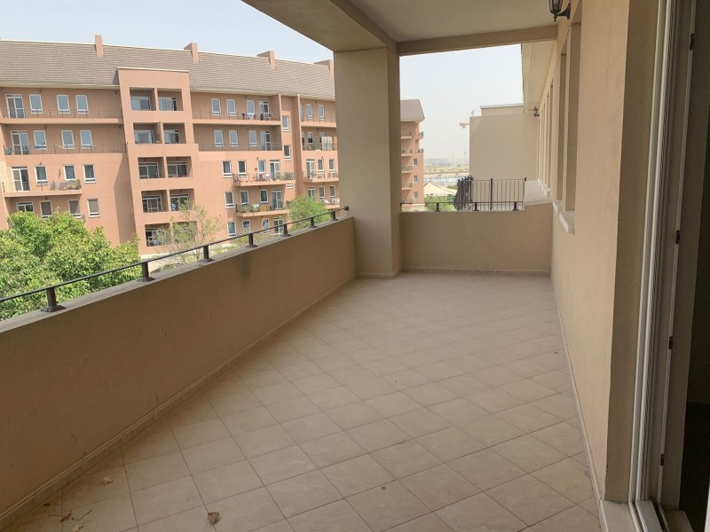 1 Bedroom Apartment For Rent in  Widcombe House 3,  Motor City | 3