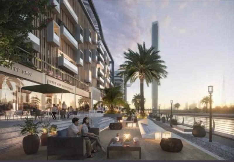 Studio Apartment For Sale in  AZIZI Riviera 37,  Meydan City | 9