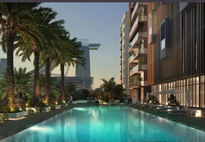 Studio Apartment For Sale in  AZIZI Riviera 37,  Meydan City | 8