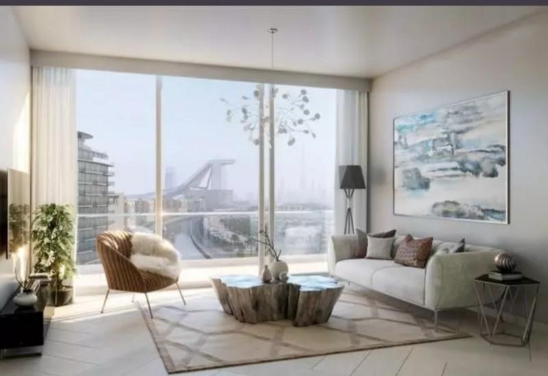 Studio Apartment For Sale in  AZIZI Riviera 37,  Meydan City | 4