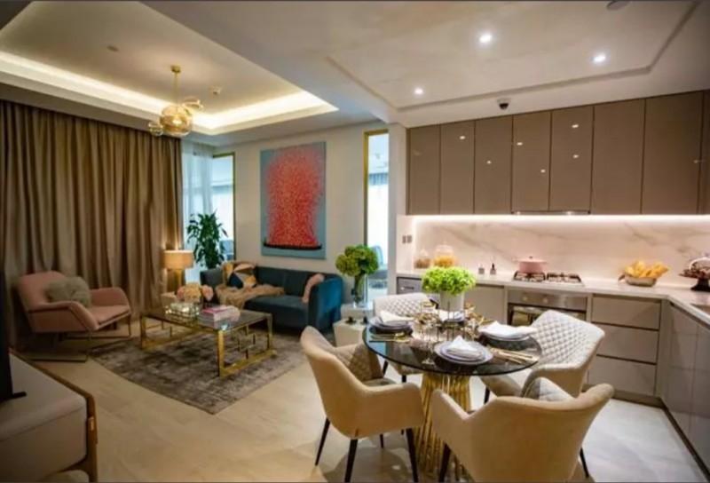 Studio Apartment For Sale in  AZIZI Riviera 37,  Meydan City | 6