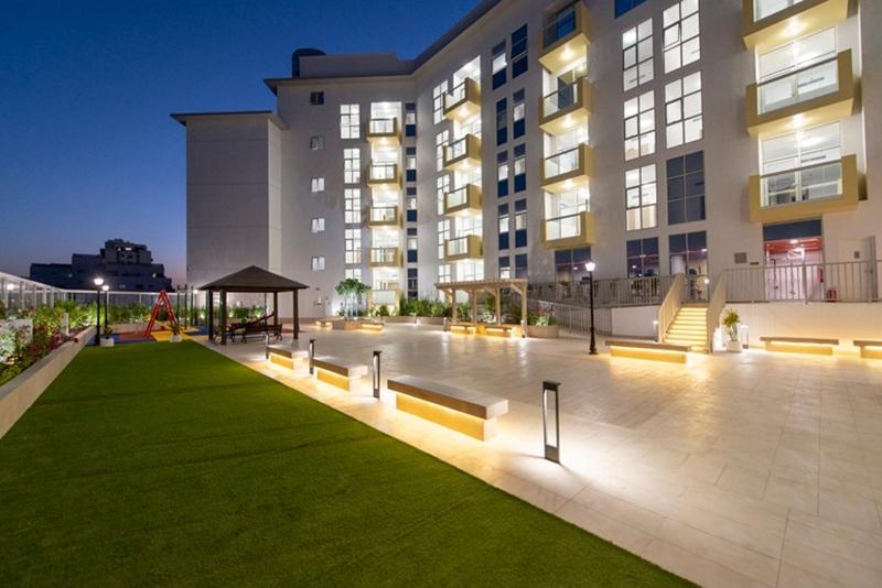 Suncity Homes, International City