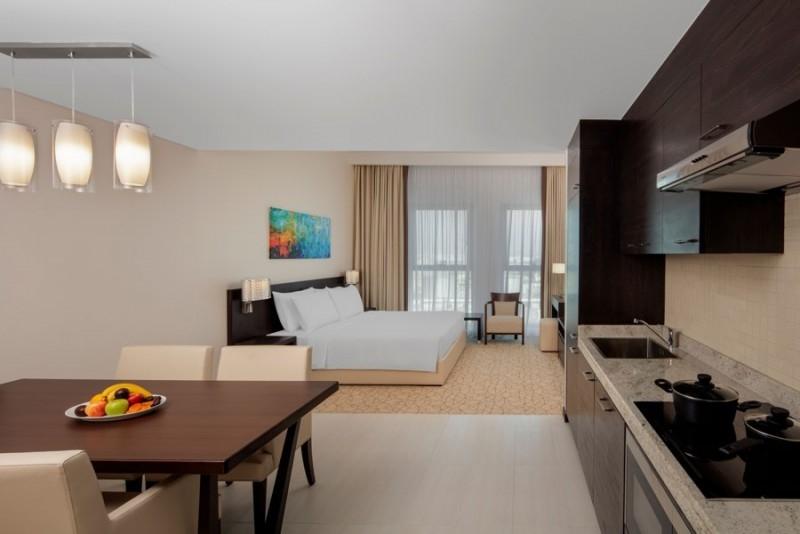 Studio Hotel Apartment For Rent in  Hyatt Place Dubai,  Jumeirah | 1