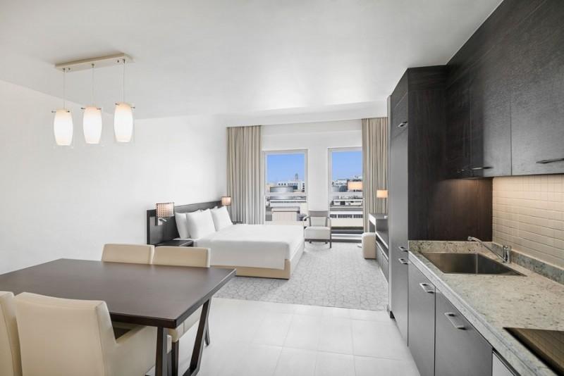 Studio Hotel Apartment For Rent in  Hyatt Place Dubai,  Jumeirah | 0