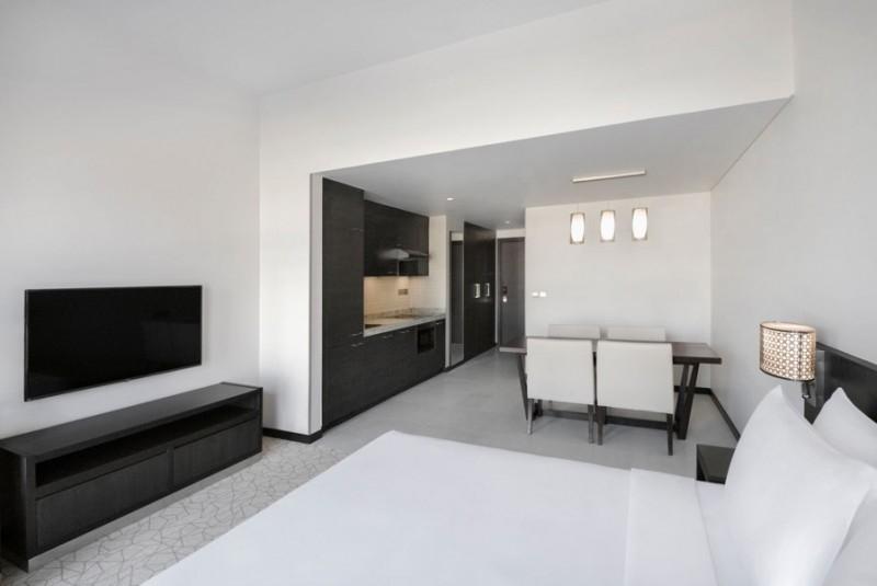 Studio Hotel Apartment For Rent in  Hyatt Place Dubai,  Jumeirah | 2