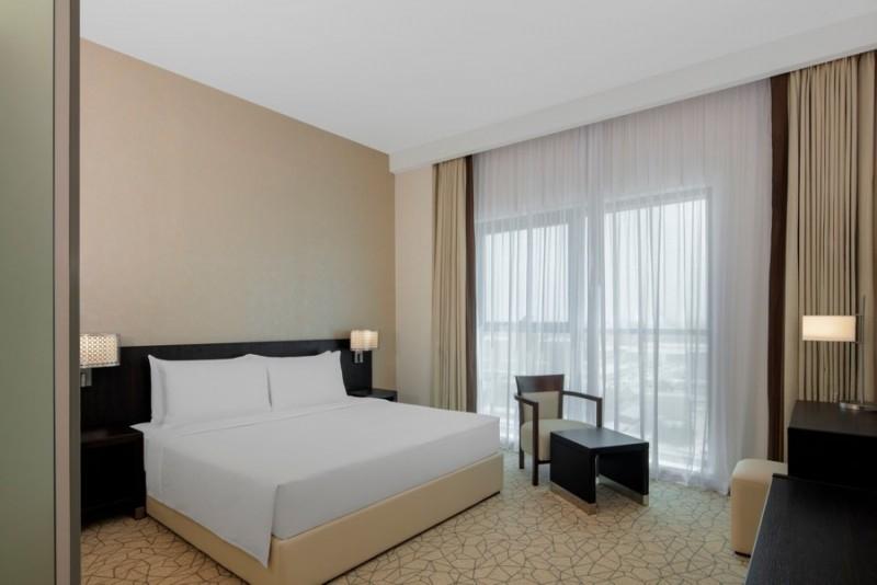 2 Bedroom Hotel Apartment For Rent in  Hyatt Place Dubai,  Jumeirah   4