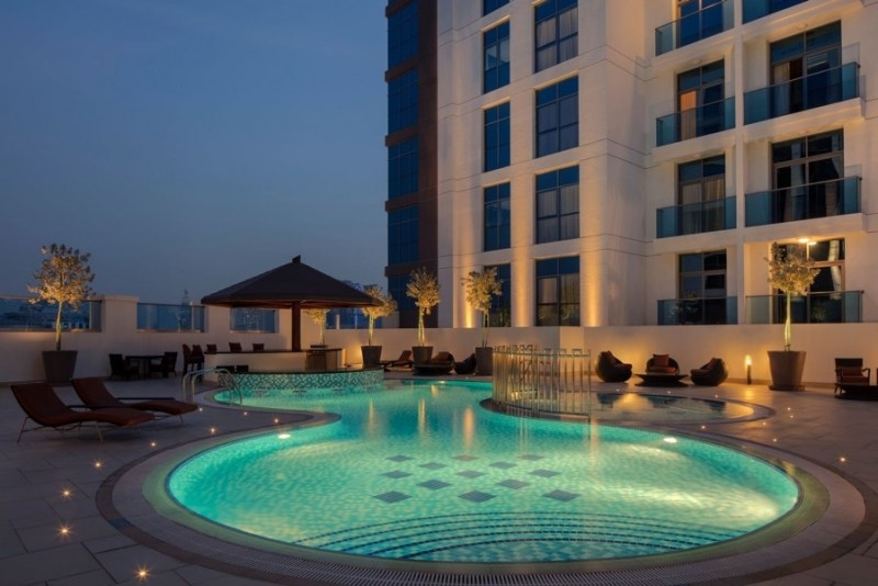 2 Bedroom Hotel Apartment For Rent in  Hyatt Place Dubai,  Jumeirah   11