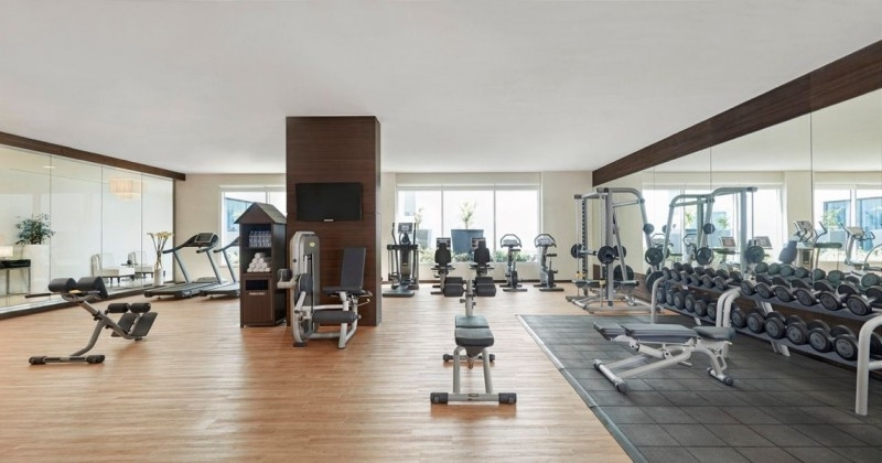 Studio Hotel Apartment For Rent in  Hyatt Place,  Al Rigga | 4