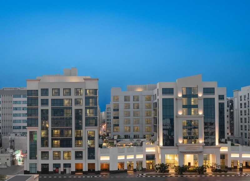 Studio Hotel Apartment For Rent in  Hyatt Place,  Al Rigga | 8