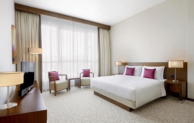 2 Bedroom Hotel Apartment For Rent in  Hyatt Place,  Al Rigga   0