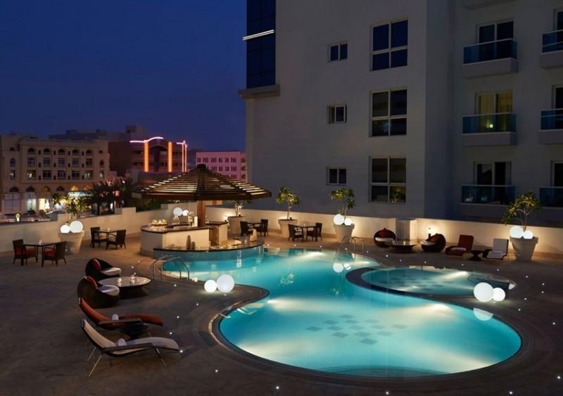 2 Bedroom Hotel Apartment For Rent in  Hyatt Place,  Al Rigga   7