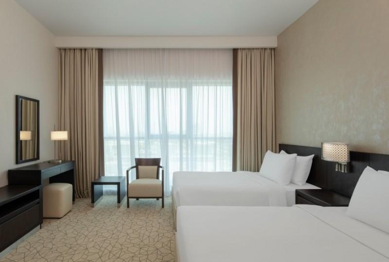 2 Bedroom Hotel Apartment For Rent in  Hyatt Place,  Al Rigga   10
