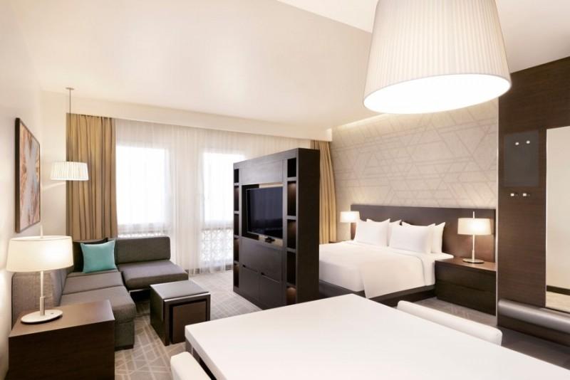 Studio Hotel Apartment For Rent in  Hyatt Place Dubai Baniyas Square,  Deira   0