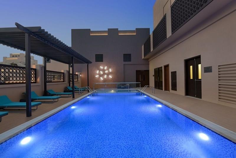 Studio Hotel Apartment For Rent in  Hyatt Place Dubai Baniyas Square,  Deira   8
