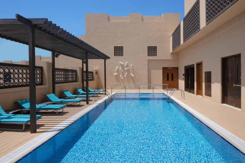Studio Hotel Apartment For Rent in  Hyatt Place Dubai Baniyas Square,  Deira   9