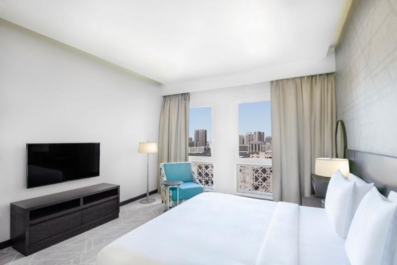 1 Bedroom Hotel Apartment For Rent in  Hyatt Place Dubai Baniyas Square,  Deira   0