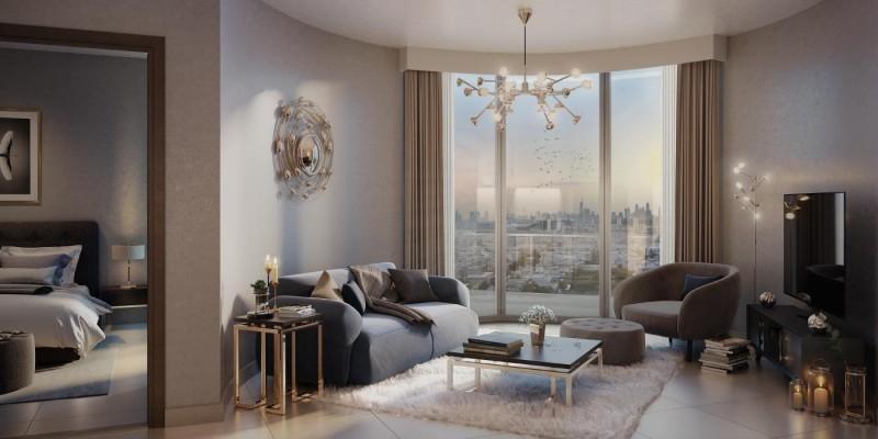 Studio Apartment For Sale in  Azizi Plaza,  Al Furjan | 2