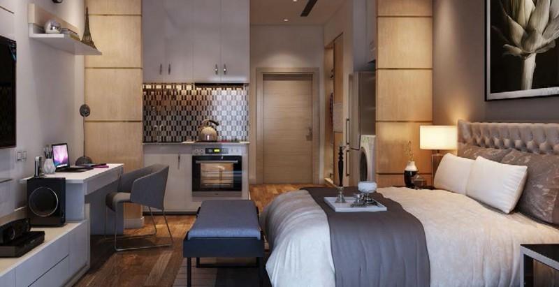 Studio Apartment For Sale in  Azizi Plaza,  Al Furjan | 0