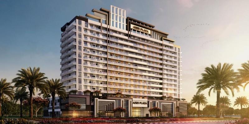 Studio Apartment For Sale in  Azizi Plaza,  Al Furjan | 8