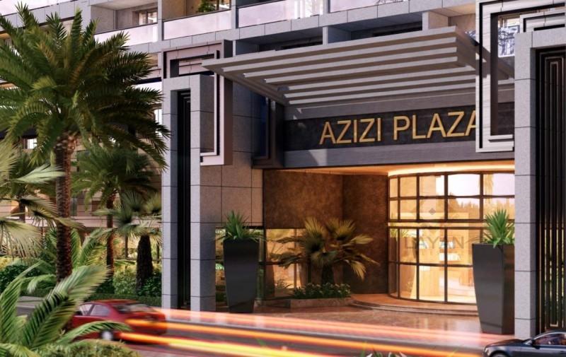 Studio Apartment For Sale in  Azizi Plaza,  Al Furjan | 9