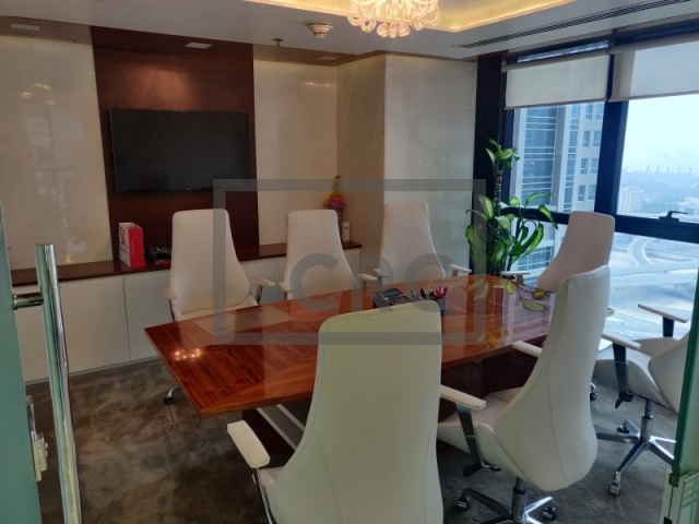 furnished office for sale in jumeirah lake towers, jumeirah business centre 4 | 3