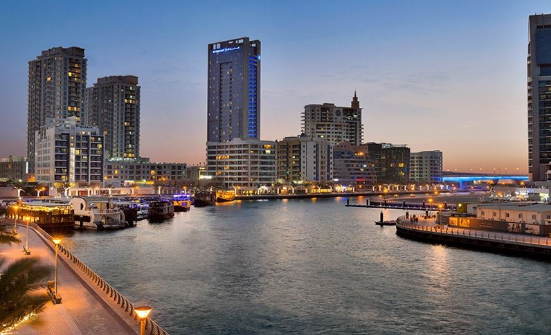 Studio Apartment For Sale in  Tfg Marina Hotel,  Dubai Marina | 1