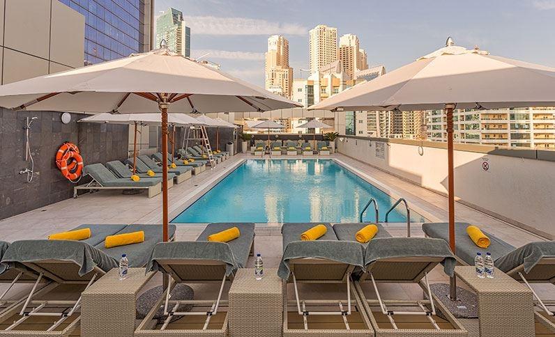 Studio Apartment For Sale in  Tfg Marina Hotel,  Dubai Marina | 5
