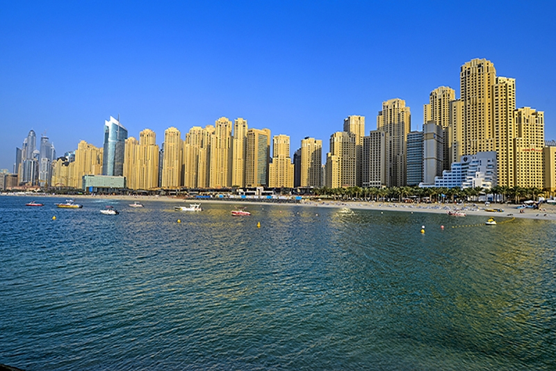 2 Bedroom Apartment For Rent in  Bahar 4,  Jumeirah Beach Residence | 8
