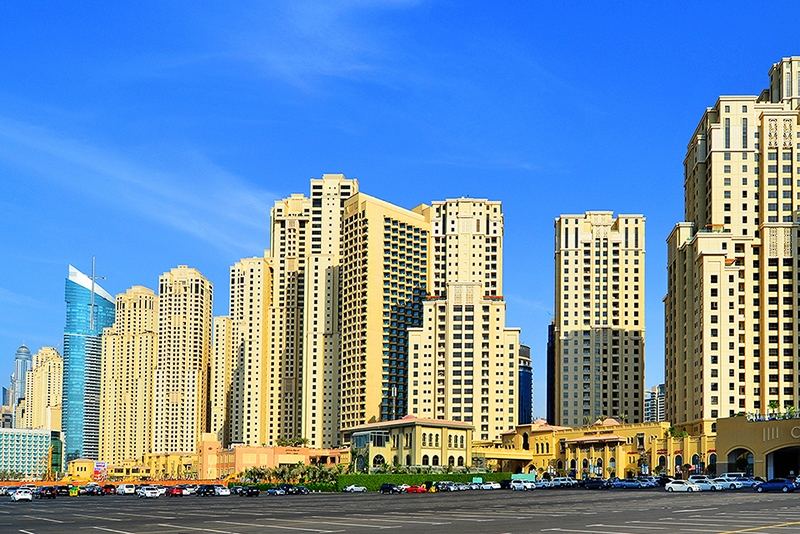 2 Bedroom Apartment For Rent in  Bahar 4,  Jumeirah Beach Residence | 9