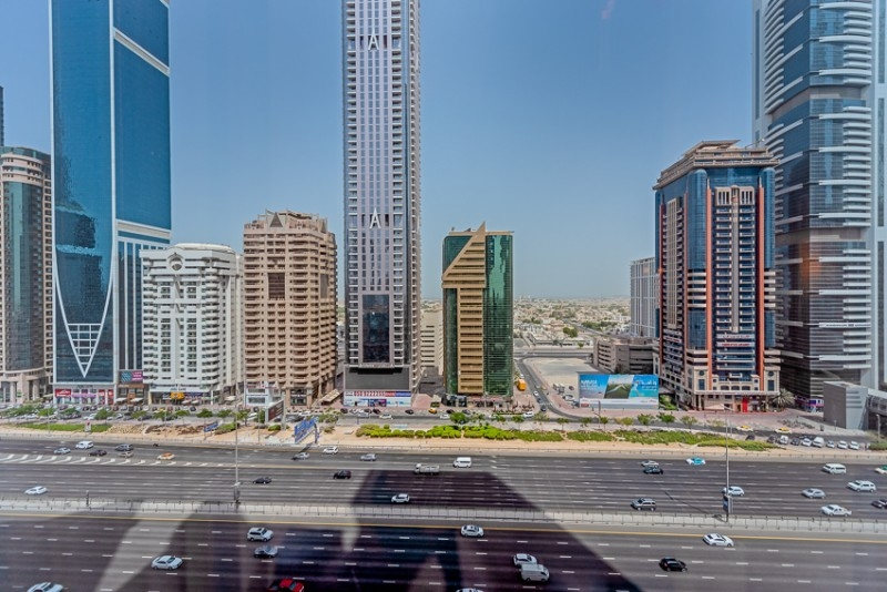 Studio Hotel Apartment For Rent in  Grand Stay Hotel,  Sheikh Zayed Road | 7