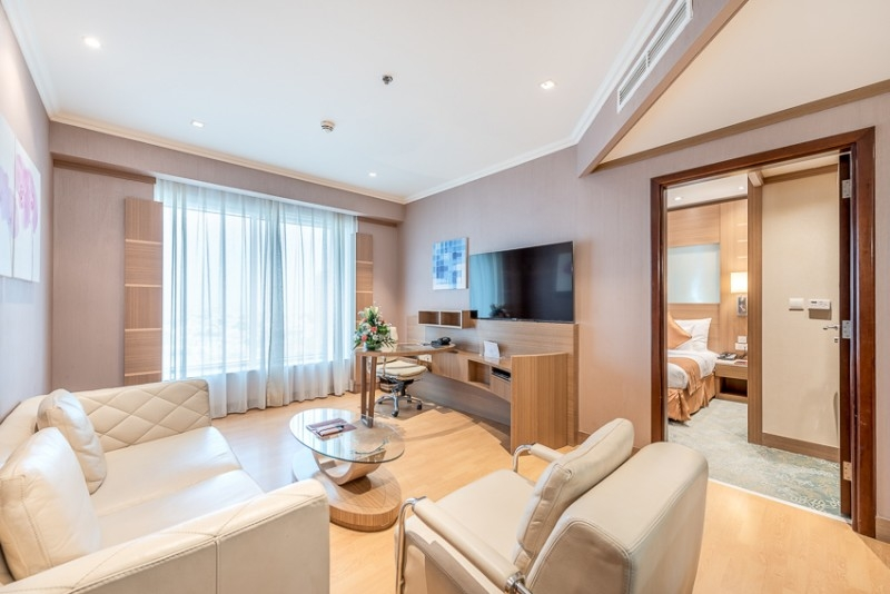 1 Bedroom Hotel Apartment For Rent in  Grand Stay Hotel,  Sheikh Zayed Road | 1