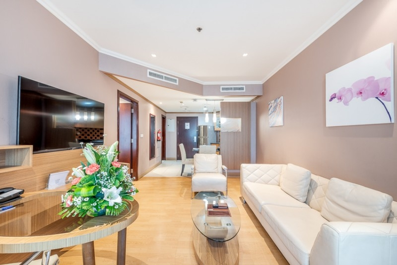1 Bedroom Hotel Apartment For Rent in  Grand Stay Hotel,  Sheikh Zayed Road | 2