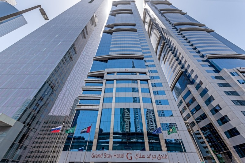 1 Bedroom Hotel Apartment For Rent in  Grand Stay Hotel,  Sheikh Zayed Road | 16