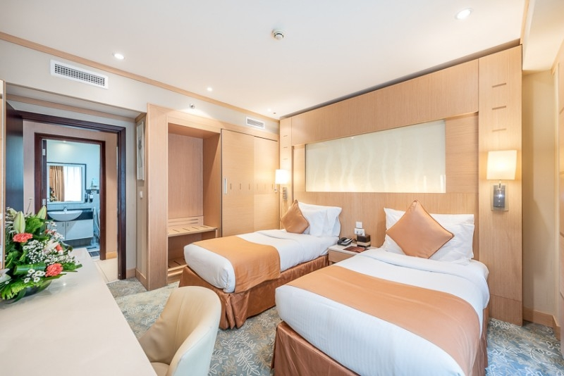 2 Bedroom Hotel Apartment For Rent in  Grand Stay Hotel,  Sheikh Zayed Road   4