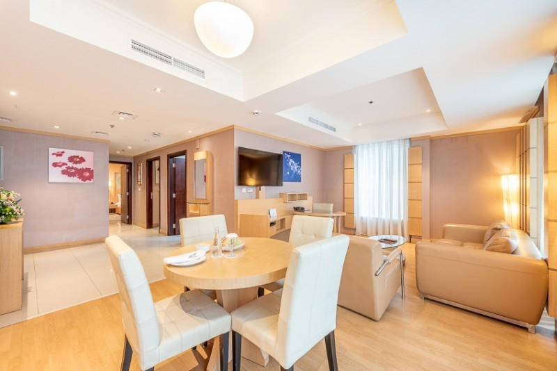 2 Bedroom Hotel Apartment For Rent in  Grand Stay Hotel,  Sheikh Zayed Road   1