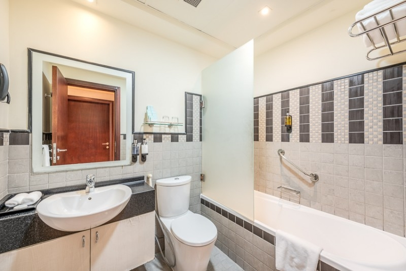 2 Bedroom Hotel Apartment For Rent in  Grand Stay Hotel,  Sheikh Zayed Road | 9