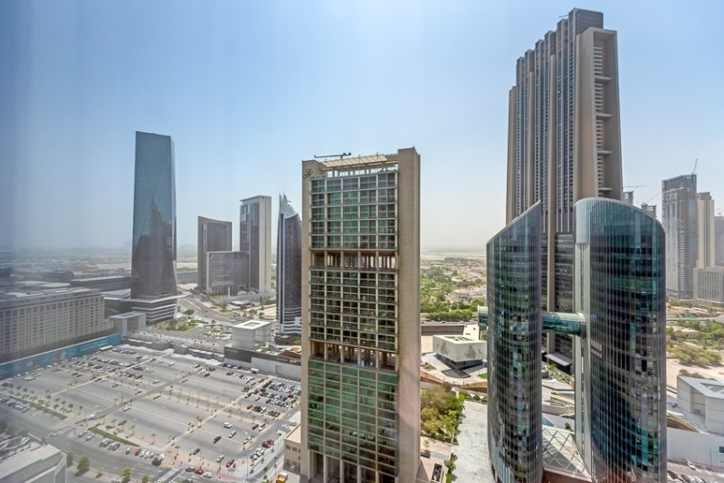 2 Bedroom Hotel Apartment For Rent in  Grand Stay Hotel,  Sheikh Zayed Road | 10