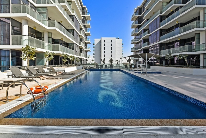 1 Bedroom Apartment For Rent in  Golf Promenade 4A,  DAMAC Hills (Akoya by DAMAC) | 0
