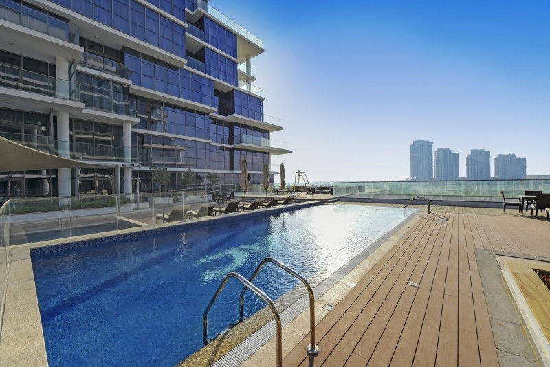 1 Bedroom Apartment For Rent in  Golf Promenade 4A,  DAMAC Hills (Akoya by DAMAC) | 9