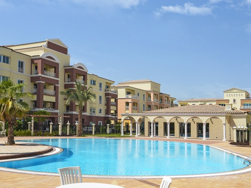 1 Bedroom Apartment For Sale in  Southwest Apartments,  Green Community   11