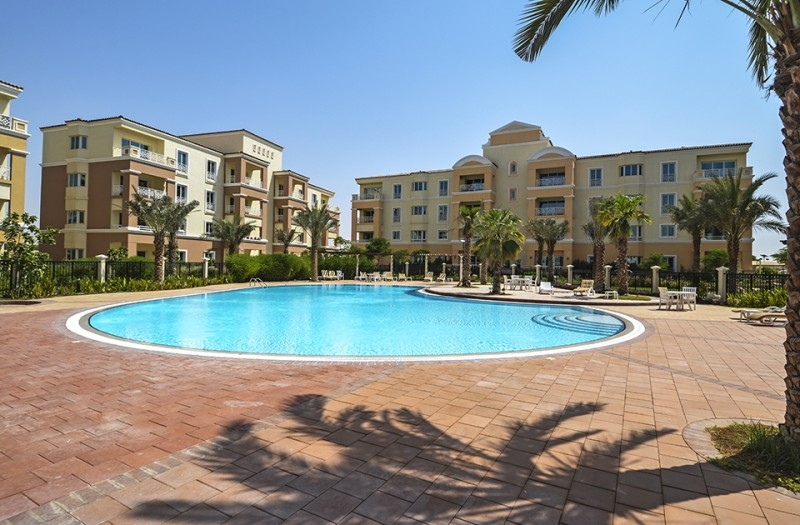 1 Bedroom Apartment For Sale in  Southwest Apartments,  Green Community   12