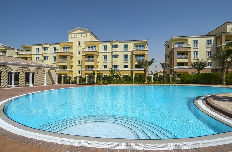 1 Bedroom Apartment For Sale in  Southwest Apartments,  Green Community   9