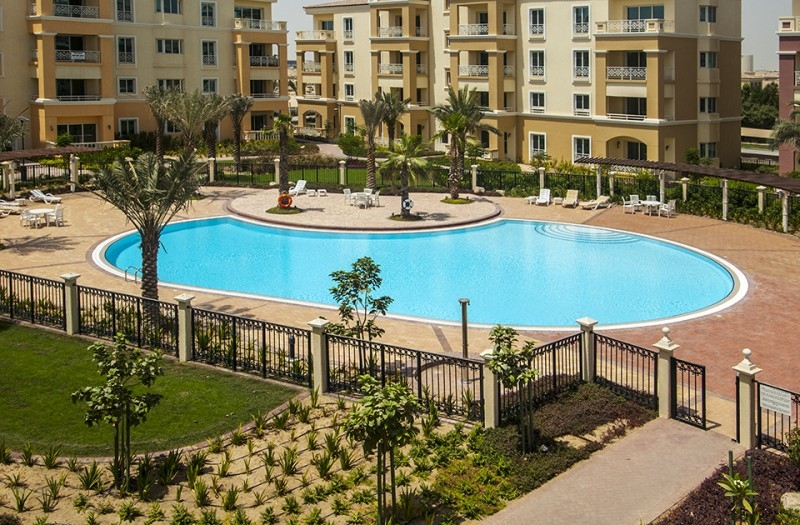 1 Bedroom Apartment For Sale in  Southwest Apartments,  Green Community   13